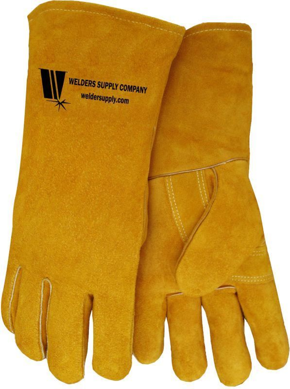 Stick Welding Machine >> Tillman Standard Welding Glove #1015L | Tillman Gloves | Leather Welding Gloves | Safety Gloves ...
