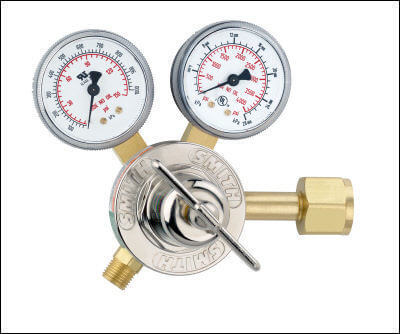 Miller - Smith Medium Duty Oxygen Regulator
