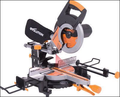 Evolution Rage 3 Chop Saw