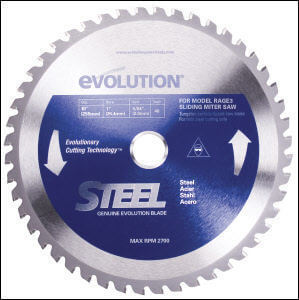 Evolution 10in Steel Blade