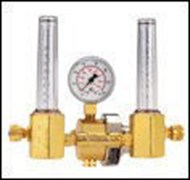 Miller - Smith Premium Dual Flowmeter Regulator