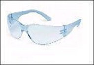Gateway StarLite Safety Glasses -Blue Temple/Pacific Blue Lens