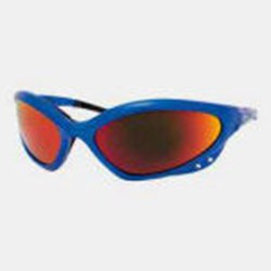 Miller Shade 5.0 Safety Glasses Blue Frame