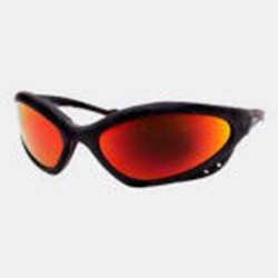 Miller Shade 5.0 Safety Glasses Black Frame