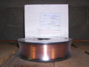 Weldcote's Carbon Steel 11 LB Spool #E70S6023X11SP