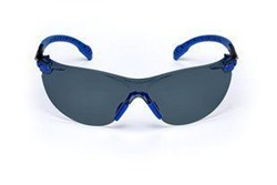 3M Solus AntiFog Lens Safety Glasses 1000-Series(Blk/Blu)