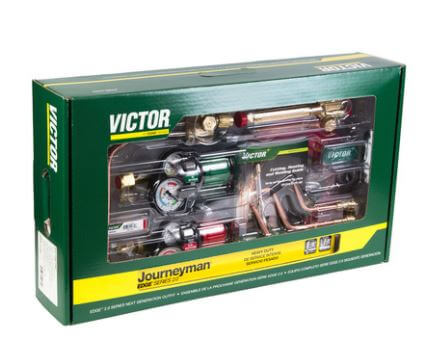 Victor Journeyman Edge 2.0 Plus Welding & Cutting Outfit #0384-2101