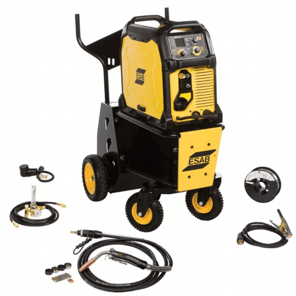 ESAB Rebel EMP 235ic MIG Welder With Cart #0558012701