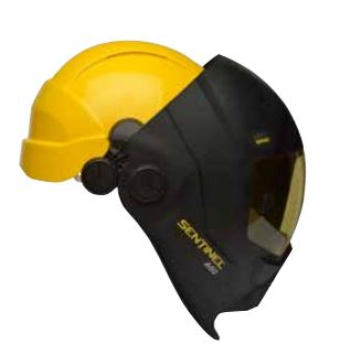 ESAB Sentinel A50 Hard Hat Adapter #0700000619