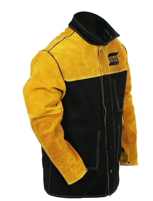 ESAB Proban/Leather Welding Jacket - 0700010302,0700010303,0700010304