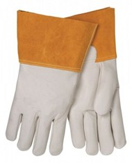 "Tillman Economy Unlined Cowhide MIG Welding Gloves 4"" Cuff #1356"