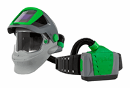 RPB Safety Z4 Welding Helmet and Papr System #15-019-11-FR