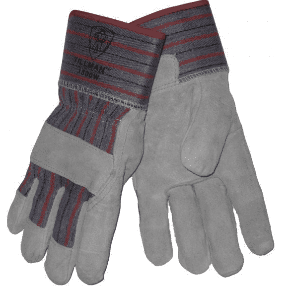 Tillman XS Cowhide & Cotton Work Gloves