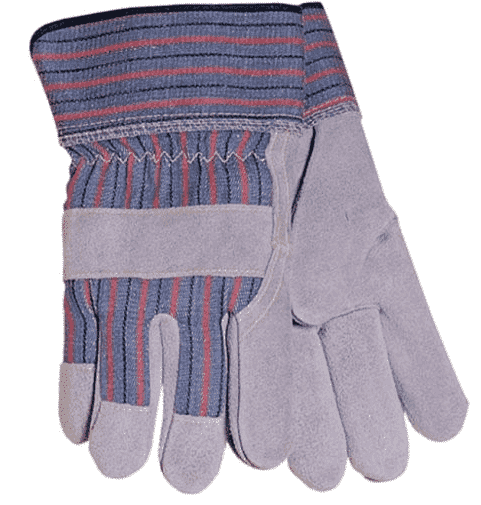 Tillman Cotton & Cowhide Work Gloves