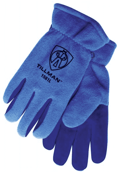 Tillman Cowhide & Fleece Winter Work Gloves