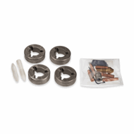 Miller Aluminum Drive Roll and Acc Kit for XR-A Pistol .035 #195201