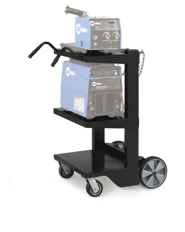 XMT®, Invision™, AlumaPower™Inverter MIG Runner™ Cart #195445