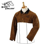 Revco Black Stallion Split Cowhide Cape Sleeves #21CS