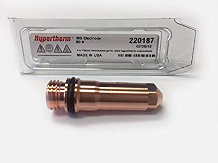 Hypertherm HPR130XD & HPR260XD Consumables Mild Steel Electrode (5-Pack)