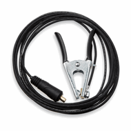Work Cable 20 FT 12 GA With 200A Clamp & Plug #263800