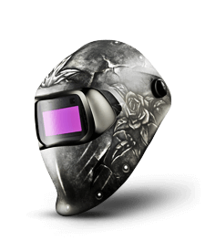 3M™ Speedglas™ Steel Rose Welding Helmet 100 07-0012-31SR