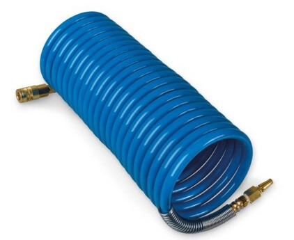 Miller SAR 25 ft. Coiled Air Hose