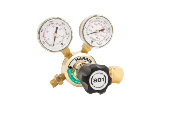 Harris® 801 Model Oxygen Regulator 801-100-540 #3002194