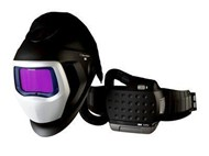 3M Adflo PAPR with 3M Speedglas Welding Helmet 9100-Air