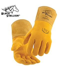 Revco Black Stallion MightyMIG® Deerskin Premium MIG Welding Gloves #39