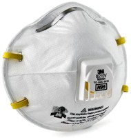 3M™ Particulate Respirator 8210V, N95 #70071606589 (Pack of 10)