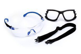 3m solus kit with antifog lens 1000series 3m safety goggle welding glasses eye protection safety equipment safety goggles