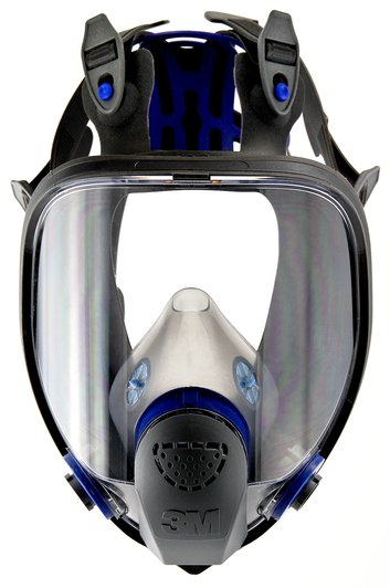 3M™ Ultimate FX Full Facepiece Reusable Respirator #70071510773, 70071510807, 70071510831