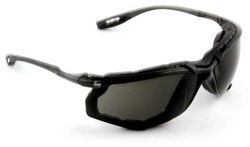 3M™ Virtua™ CCS Protective Eyewear with Foam Gasket, GRAY Anti-Fog Lens