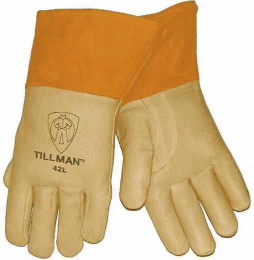 Tillman ONYX #45 Pigskin MIG Welding Gloves XL