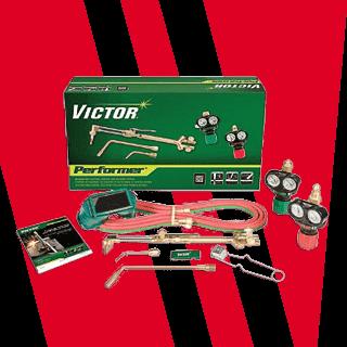 Victor Torch Logo