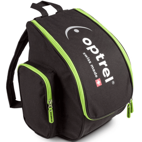 Optrel Black Green Helmet Backpack 6000 001