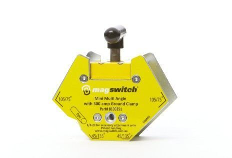 Magswitch Mini Multi Angle W/300 Amp Ground