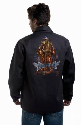J Tillman Jacket Backbone of America Light Duty