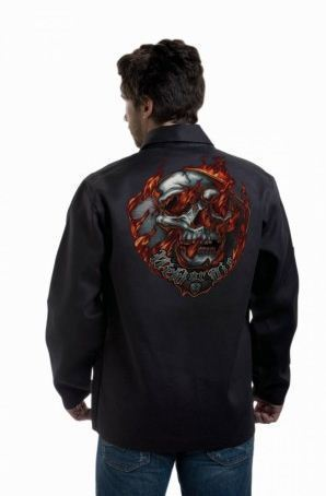 J Tillman Jacket Weld or Die