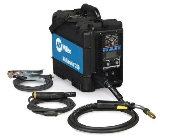 Miller Welders For Sale >> Miller Multimatic 200 115 230 50 60hz 1ph 907518
