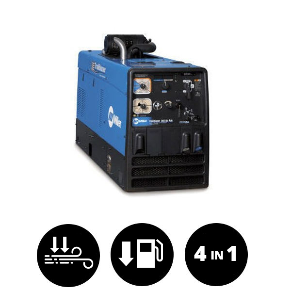 Miller Trailblazer 302 AIR PACK Engine Driven Welder
