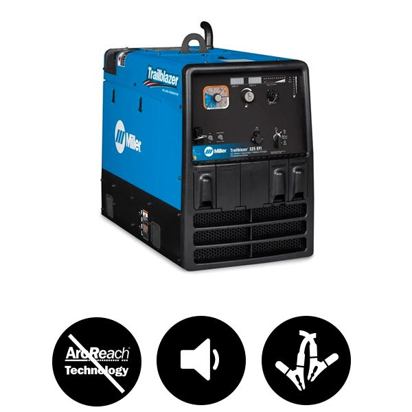 Trailblazer® 325 (Kohler) EFI w/ Battery Charge/Jump Start & Excel Power (No ArcReach®) 907798004