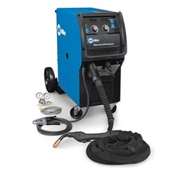 Millermatic 350P/Aluma-Pro Package Pulsed Mig Welder 230/460Volt