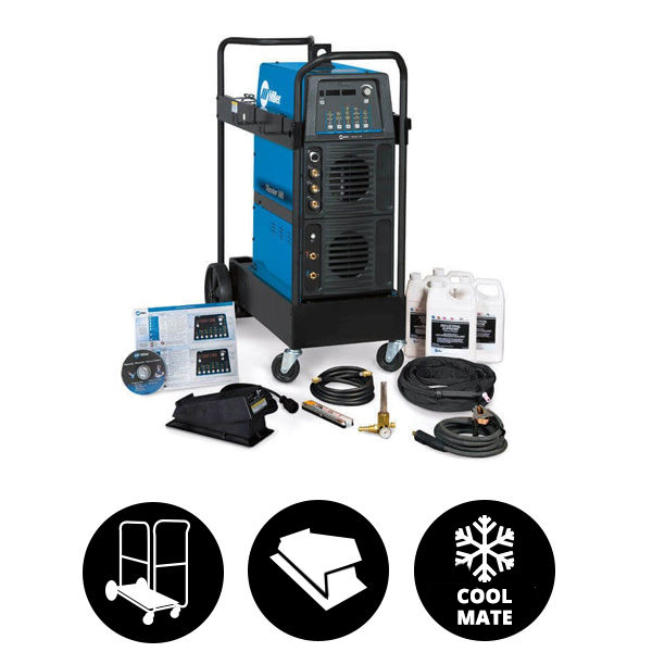 Maxstar 400 Complete Package