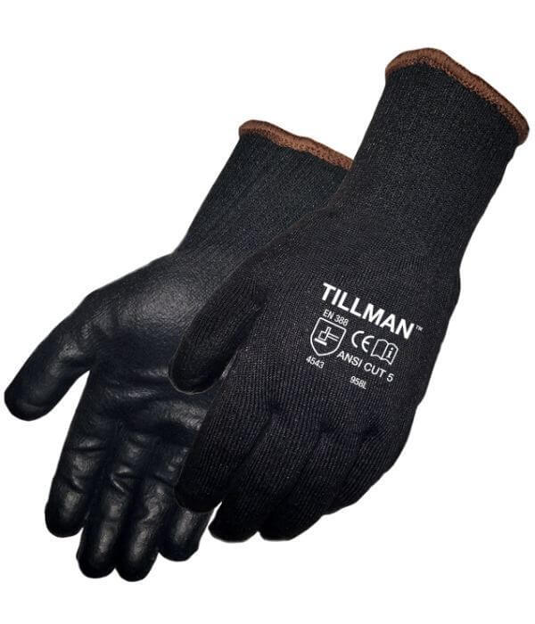 Tillman Cut Resistant Gloves (Polyurethane & 13 Gauge Blend)