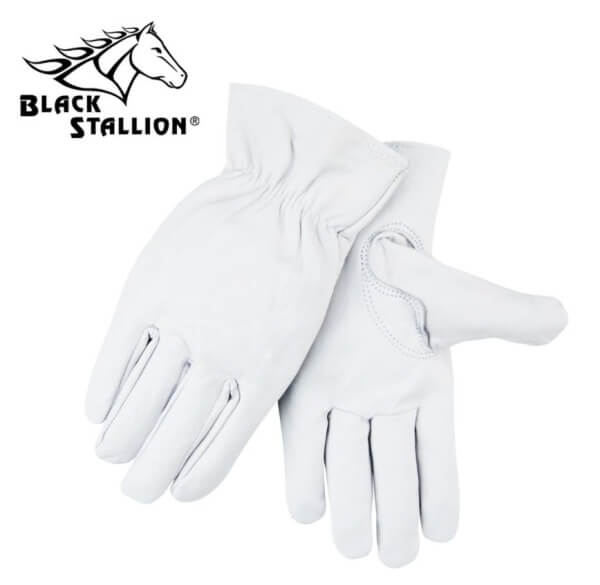 Revco Black Stallion Premium Grain Goatskin Driver's Gloves #9G