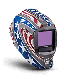 Miller Digital Infinity Series Helmet Stars & Stripes 271330