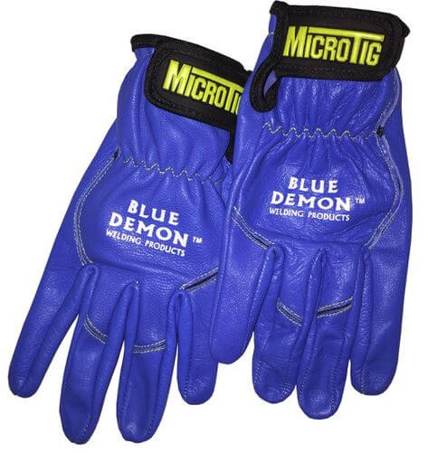 Blue Demon Premium TIG Welding Glove #BDMICROTIG