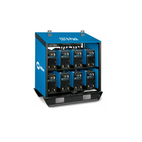 Empty 8-Pack Rack for CST™ 280 / Maxstar 200 #300580