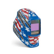 Miller Digital Elite AutoDarkening Welding Helmet 'Stars and Stripes'